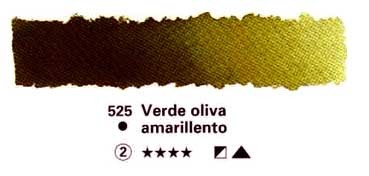 HORADAM GODET COMPLETO 525 VERDE OLIVA AMARILLENTO S2