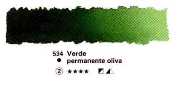 HORADAM GODET COMPLETO 534 VERDE PERMANENTE OLIVA S2