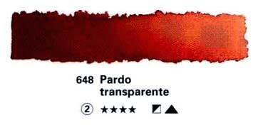 HORADAM GODET COMPLETO 648 PARDO TRANSPARENTE S2