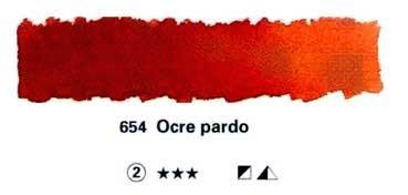 HORADAM GODET COMPLETO 654 OCRE PARDO S2