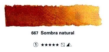 HORADAM GODET COMPLETO 667 SOMBRA NATURAL S1