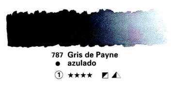 HORADAM GODET COMPLETO 787 GRIS DE PAYNE AZULADO S1