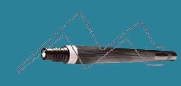 PENTEL COLOUR BRUSH PINCEL NYLON RECARGABLE TINTA AZUL TURQUESA (FR-114) - RECAMBIO