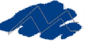 UNI PAINT PX-21 MARCADOR DE PINTURA 0,8-1,2 MM. AZUL