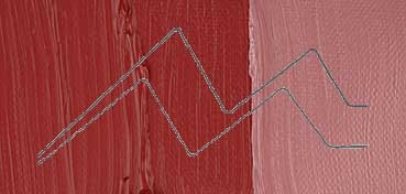 WINSOR & NEWTON ÓLEO GRIFFIN ROJO DE CADMIO OSCURO (CADMIUM RED DEEP) SERIE 2 Nº 097