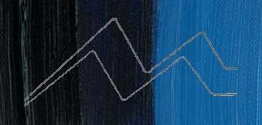 WINSOR & NEWTON ÓLEO GRIFFIN AZUL DE PRUSIA (PRUSSIAN BLUE) SERIE 1 Nº 538