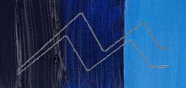 WINSOR & NEWTON ÓLEO GRIFFIN AZUL FTALOCIANINA (PHTHALO BLUE) SERIE 1 Nº 514