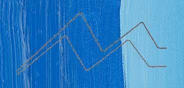 WINSOR & NEWTON ÓLEO GRIFFIN TONO AZUL CERÚLEO (CERULEAN BLUE HUE) SERIE 1 Nº 139