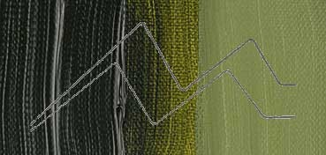 WINSOR & NEWTON ÓLEO GRIFFIN VERDE OLIVA (OLIVE GREEN) SERIE 1 Nº 447
