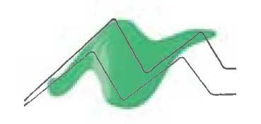 TULIP 3D PAINT MANZANA SILVESTRE / SLICK CRAB APPLE