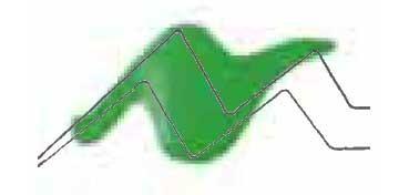 TULIP 3D PAINT VERDE NEÓN / NEON GREEN