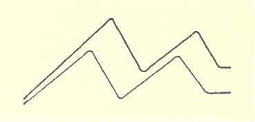 PASSE - PARTOUT ALMA CRUDA 1,2MM 60X80CM AHUESADO