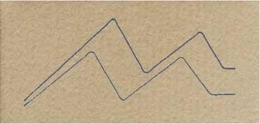 PASSE - PARTOUT ALMA CRUDA 1,2MM 60X80CM GRIS CENIZA