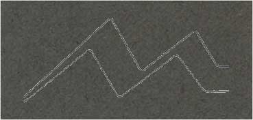 PASSE - PARTOUT ALMA CRUDA 1,2MM 60X80CM GRIS ANTRAZITA
