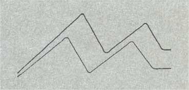 PASSE - PARTOUT ALMA CRUDA 1,2MM 60X80CM PLATA