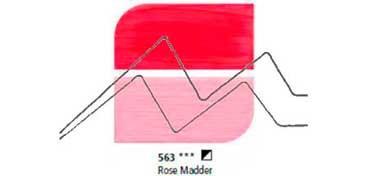 DALER ROWNEY ÓLEO FINO GRADUATE ROSE MADDER Nº 563