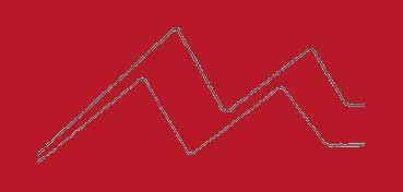 DECOART AMERICANA ACRÍLICO MATE ROJO PRIMARIO (PRIMARY RED (SEMI-OPAQUE)) DA199