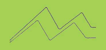 DECOART AMERICANA ACRÍLICO MATE VERDE AMARILLO (YELLOW GREEN (TRANSPARENT)) DA134