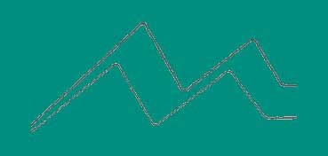 DECOART AMERICANA ACRÍLICO MATE VERDE AZULADO (BLUEGRASS GREEN) DA47