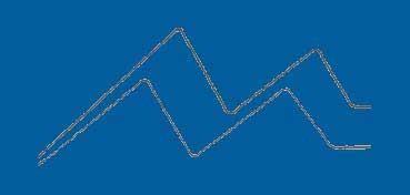 DECOART AMERICANA ACRÍLICO MATE AZUL (TRUE BLUE) DA36