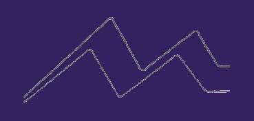 DECOART AMERICANA ACRÍLICO MATE MORADO REAL (ROYAL PURPLE) DA150