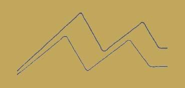 DECOART AMERICANA GLOSS ENAMEL ORO GLORIOSO (GLORIOUS GOLD) DAG71