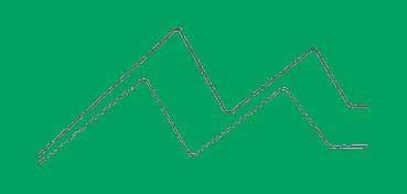 DECOART GLASS PAINT MARKERS - ROTULADORES AL AGUA PARA VIDRIO Y PORCELANA - VERDE (GREEN) DGPM09