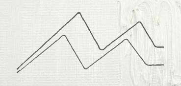 COBRA STUDY ÓLEO AL AGUA BLANCO DE TITANIO (TITANIUM WHITE) - Nº 105
