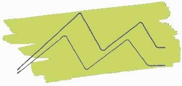 KURETAKE ZIG CLEAN COLOR REAL BRUSH ROTULADOR ACUARELABLE YELLOW GREEN Nº 053