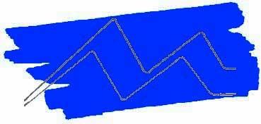 KURETAKE ZIG CARTOONIST KURECOLOR FINE & BRUSH FOR MANGA  -  ROTULADOR AL ALCOHOL DE 2 PUNTAS FINA - PINCEL BLUE Nº 317