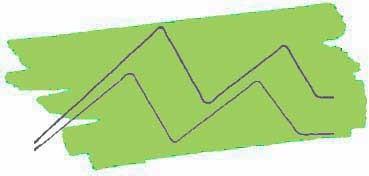 KURETAKE ZIG CARTOONIST KURECOLOR FINE & BRUSH FOR MANGA  -  ROTULADOR AL ALCOHOL DE 2 PUNTAS FINA - PINCEL LIGHT GREEN Nº 504