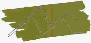 KURETAKE ZIG CARTOONIST KURECOLOR FINE & BRUSH FOR MANGA  -  ROTULADOR AL ALCOHOL DE 2 PUNTAS FINA - PINCEL OLIVE GREEN Nº 544