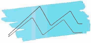 KURETAKE ZIG CARTOONIST KURECOLOR FINE & BRUSH FOR MANGA  -  ROTULADOR AL ALCOHOL DE 2 PUNTAS FINA - PINCEL BLUE GRAY 1 Nº 822