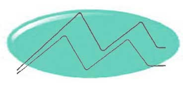 DECOART AMERICANA MULTI-SURFACE SATIN TURQUOISE WATERS DA-525