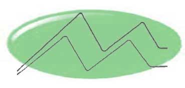 DECOART AMERICANA MULTI-SURFACE SATIN APPLE GREEN DA-518