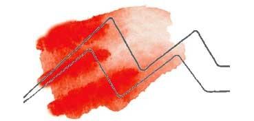 DANIEL SMITH EXTRA FINE WATERCOLOR STICK PYRROL ORANGE (NARANJA PIRROL), PIGMENTO: PO 73 Nº 49