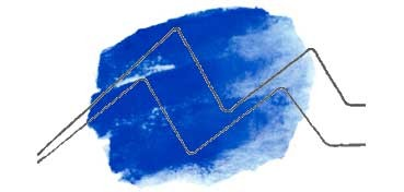DANIEL SMITH EXTRA FINE WATERCOLOR STICK ULTRAMARINE BLUE (AZUL ULTRAMAR), PIGMENTO: PB 29 Nº 38