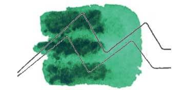 DANIEL SMITH EXTRA FINE WATERCOLOR STICK PHTHALO GREEN (YELLOW SHADE) (VERDE FTALO -SOMBRA AMARILLA-), PIGMENTO: PG 36 Nº 26