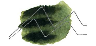 DANIEL SMITH EXTRA FINE WATERCOLOR STICK UNDERSEA GREEN (VERDE SUBMARINO), PIGMENTO: PB 29, PO 48, PY 150 Nº 16