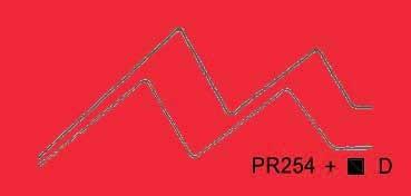 VALLEJO ACRYLIC ARTIST FLUID COLORS ROJO PIRROL - PYRROLE RED SERIE 800 Nº 822