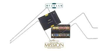 MIJELLO ACUARELA ARTIST MISSION GOLD CLASS SET DE 24 TUBOS DE 15 ML