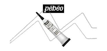 PEBEO CERNE RELIEF PASTA DE RELIEVE EN TUBO TRANSPARENTE