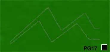 GAMBLIN CONSERVATION COLORS CHROMIUM OXIDE GREEN SERIE 2