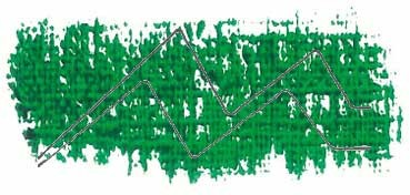 SENNELIER OIL PASTEL GRAND MODÈLE VERDE ESMERALDA - Nº 044