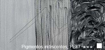 SENNELIER ABSTRACT PINTURA ACRÍLICA MULTISOPORTES HEAVY-BODY NEGRO IRIDESCENTE Nº 070