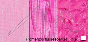 SENNELIER ABSTRACT PINTURA ACRÍLICA MULTISOPORTES HEAVY-BODY ROSA FLUORESCENTE Nº 654