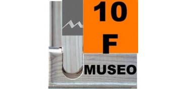 BASTIDOR MUSEO (ANCHO DE LISTON 60 X 22) 55 X 46 10F