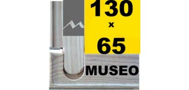 BASTIDOR MUSEO (ANCHO DE LISTON 60 X 22) 130 X 65