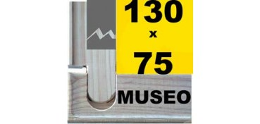 BASTIDOR MUSEO (ANCHO DE LISTON 60 X 22) 130 X 75