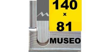 BASTIDOR MUSEO (ANCHO DE LISTON 60 X 22) 140 X 81